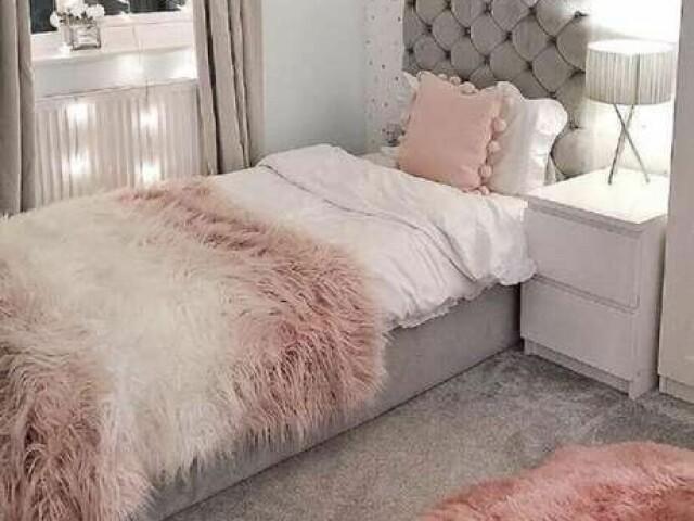 Monte seu quarto dos sonhos 💕