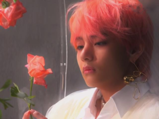 💕°(BTS) ~ Monte sua vida com Kim Tae-hyung +19 perguntas°•☁️°•