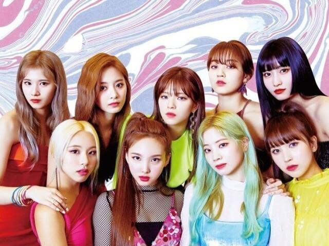 Qual menina do Twice você namoraria?