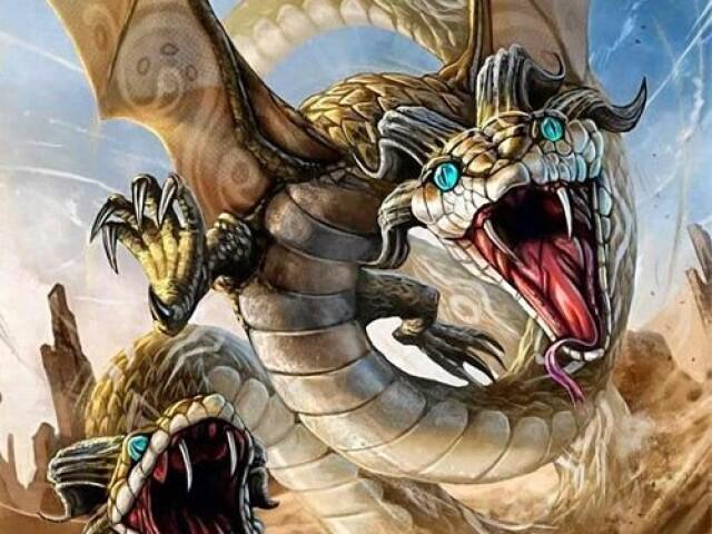 Que monstro mitológico você seria?