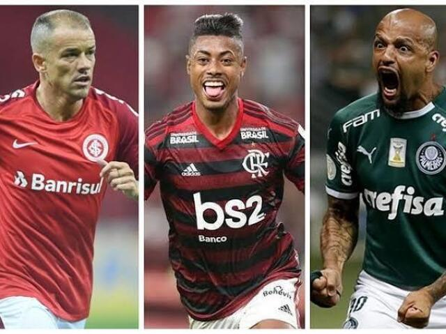Quem é você no futebol brasileiro?