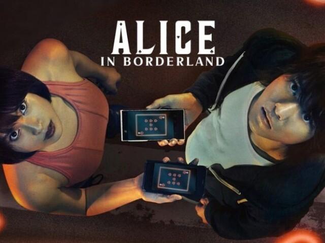 De qual NAIPE de Alice in Borderland você pertence?