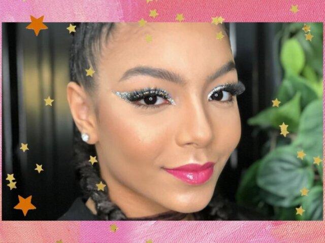 Qual é a maquiagem de Any Gabrielly que mais combina com você?