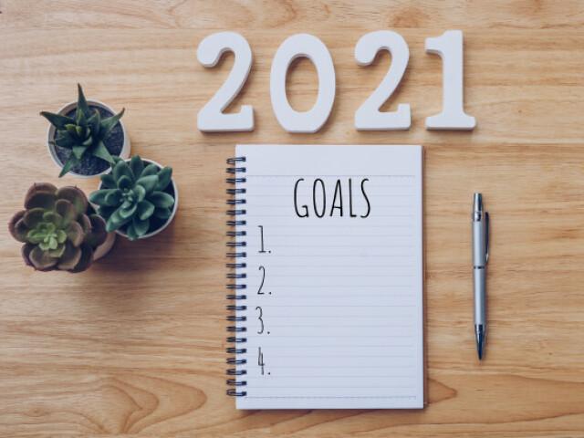 Realização para o ano de 2021
