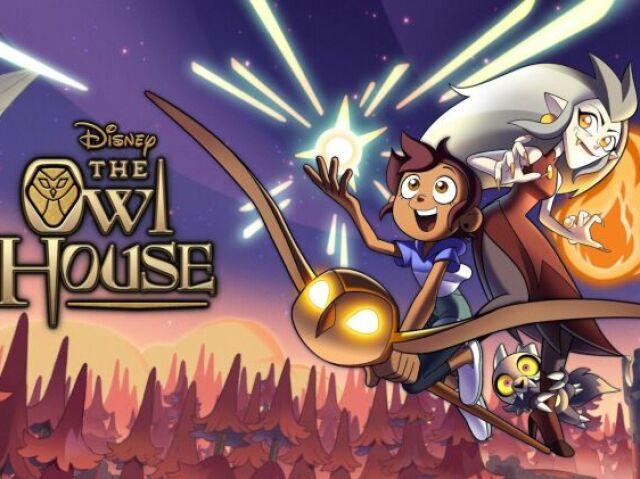 Qual personagem de The Owl House você seria?