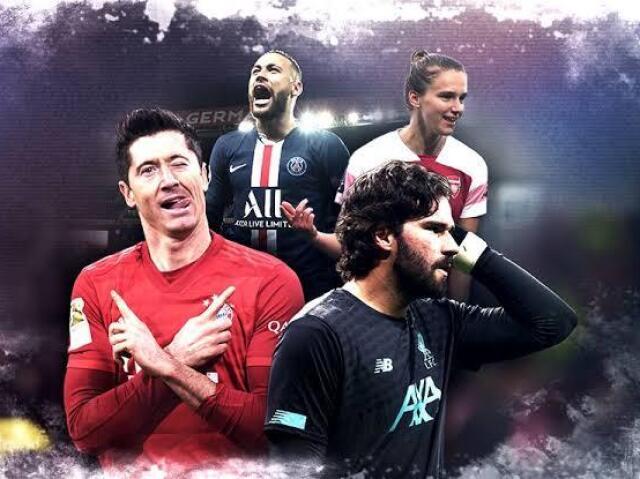 Qual jogador de futebol internacional é você?