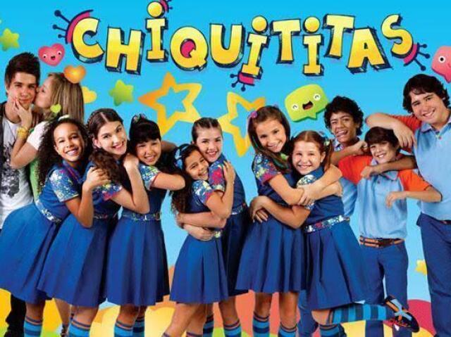 Conhece mesmo Chiquititas?