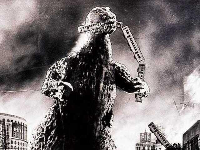 Você conhece o Godzilla?