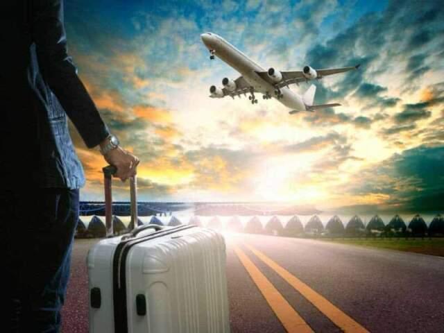 Monte seu dia de viagem