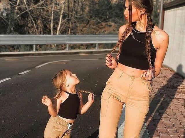 -Monte a vida da sua Filha -