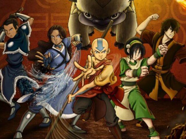 Você sabe mesmo tudo sobre Avatar a Lenda de Aang?