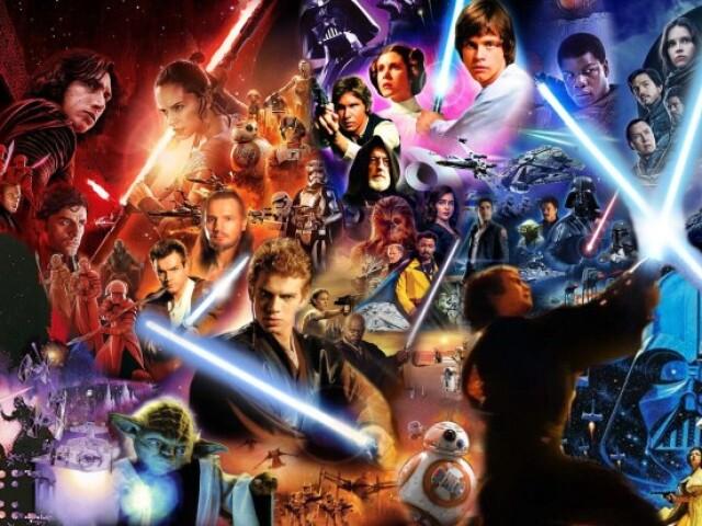 Qual personagem de Star Wars você é?