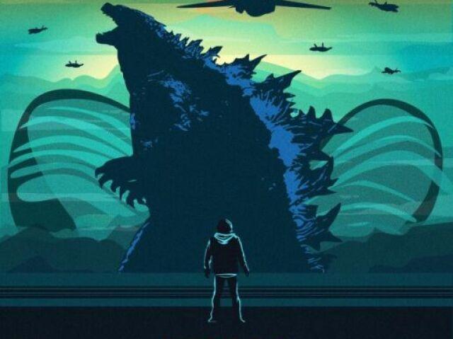 Qual Titan de Godzilla há dentro da sua alma?