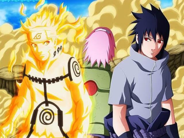 Você conhece todos os Jutsus de Naruto?
