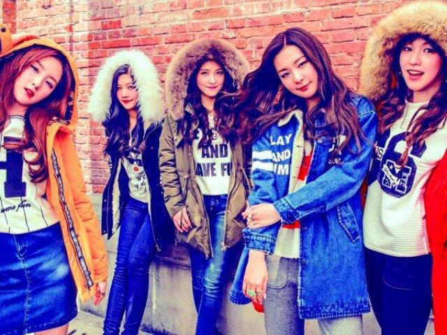 Você realmente conhece o Red Velvet? {Fácil/Médio/Difícil}