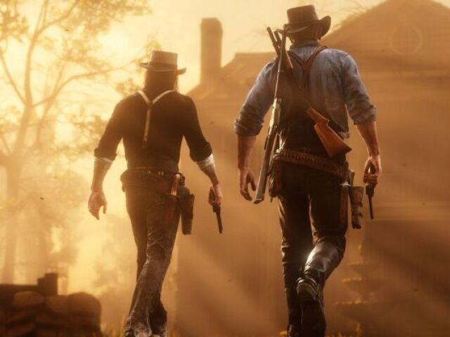 Você Conhece Toda A Franquia de Red Dead Redemption?