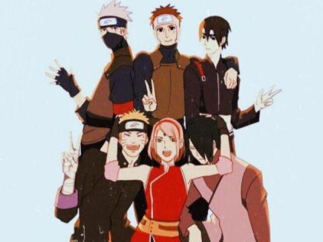 ꧁Você conhece Naruto?꧂