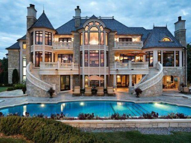 Crie sua mansão dos sonhos