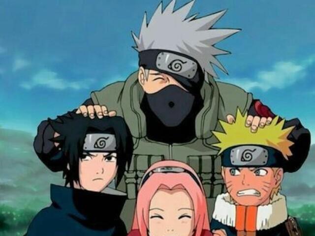 Você conhece o Naruto mesmo?