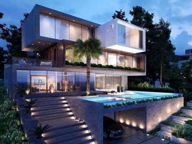 Monte sua mansão de luxo!