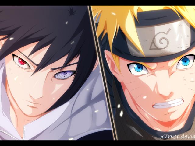 Você é mais Naruto ou Sasuke?