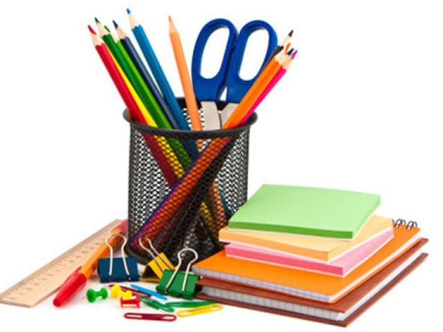 Monte seu material escolar