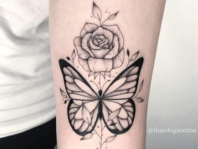 Qual tattoo você faria de acordo com as suas escolhas?