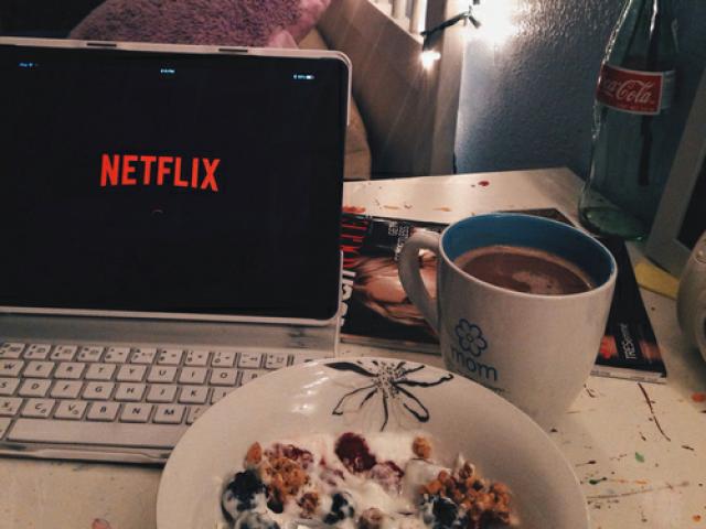 Filmes na Netflix