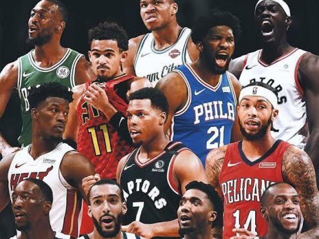 Parte 2 / Descubra qual jogador da NBA você seria!