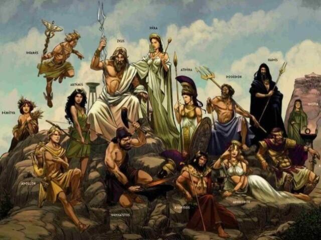 Você realmente conhece a mitologia grega?