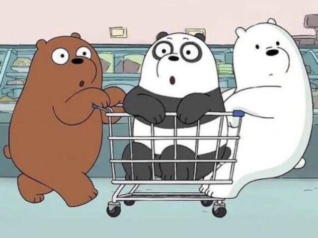 Quem dos ursos sem curso você é?