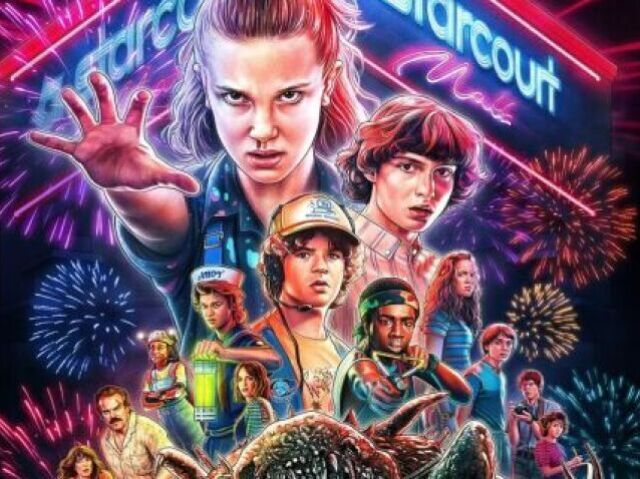Conhece mesmo stranger things