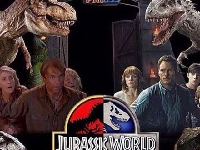 O quanto você sabe de Jurassic Park e Jurassic World?
