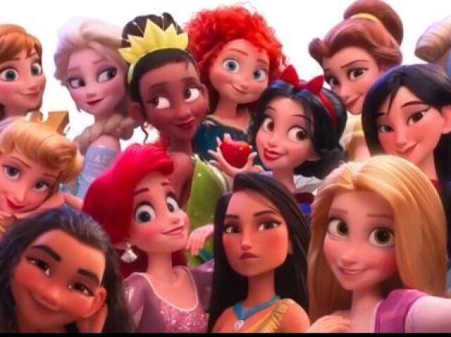 •Qual Princesa Da Disney Você Seria•