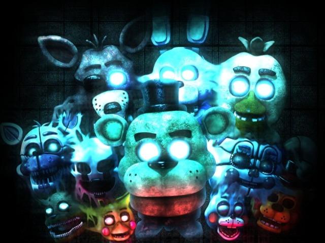 Você conhece Five Nights At Freddy's?