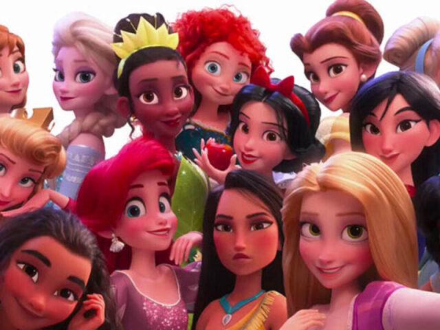 •Qual Princesa Da Disney Você Seria? •