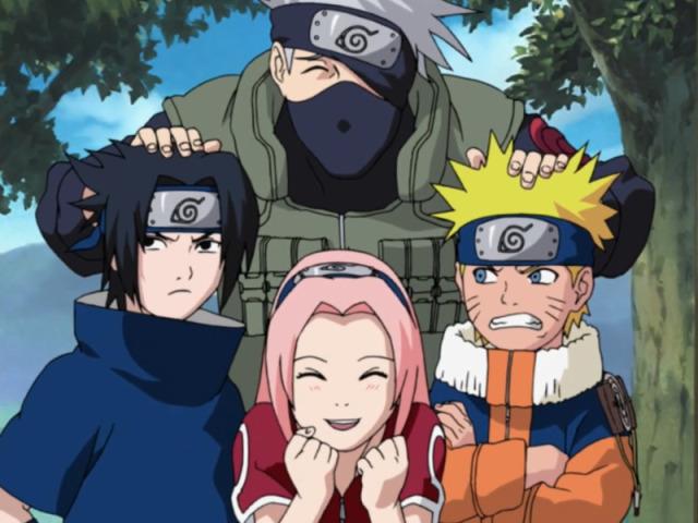 Quem você seria do time 7 em Naruto?