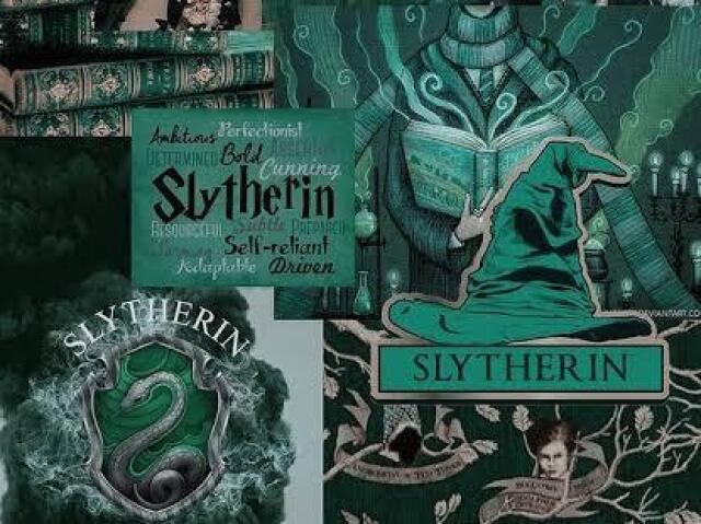 Qual sonserino de Harry Potter você é?