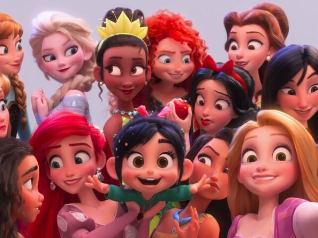 Qual princesa você seria?