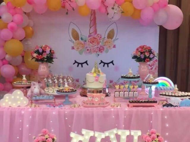 Crie a sua festa de aniversário