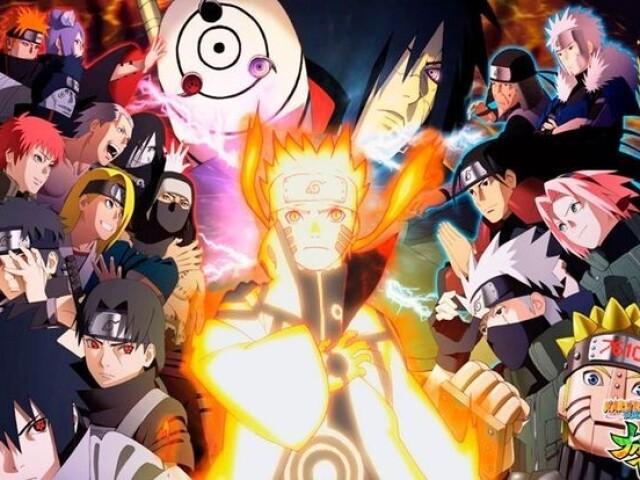 Você conhece mesmo Naruto?