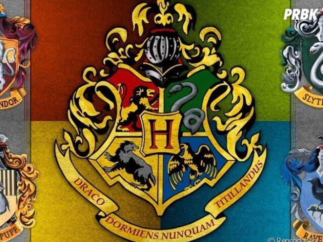 Qual é a sua casa em Harry Potter?