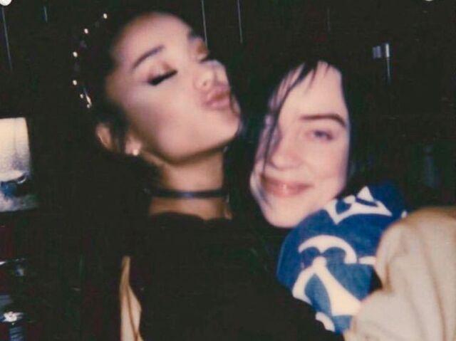 Você é mais Ariana ou Billie de acordo com as imagens?