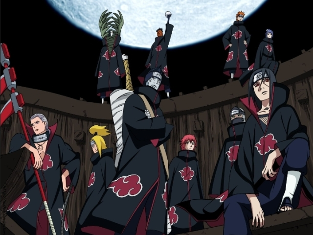 Quem é que tu és na Akatsuki?