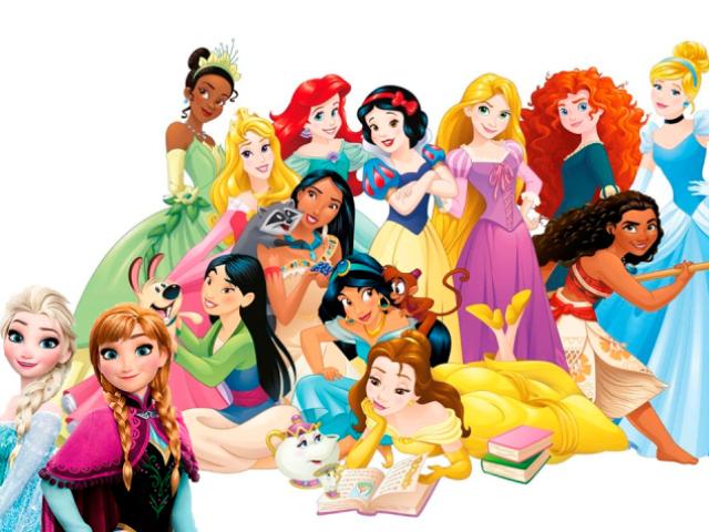 Qual princesa\rainha da Disney você seria?