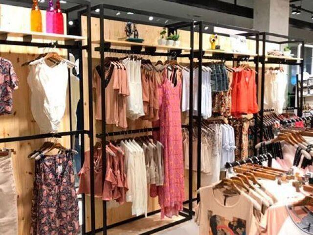 Monte sua loja de roupas