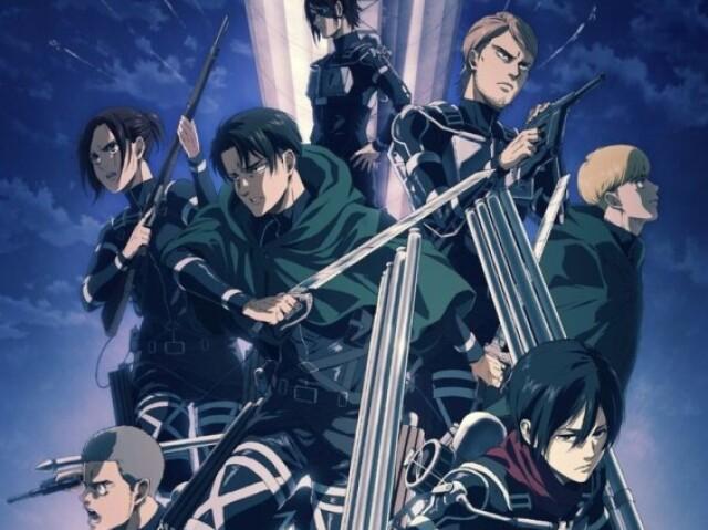 Qual personagem masculino de Shingeki no Kyojin você namoraria?