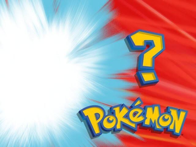 Quiz qual é esse Pokémon?