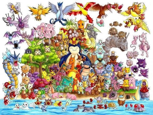 Super quis Pokémon