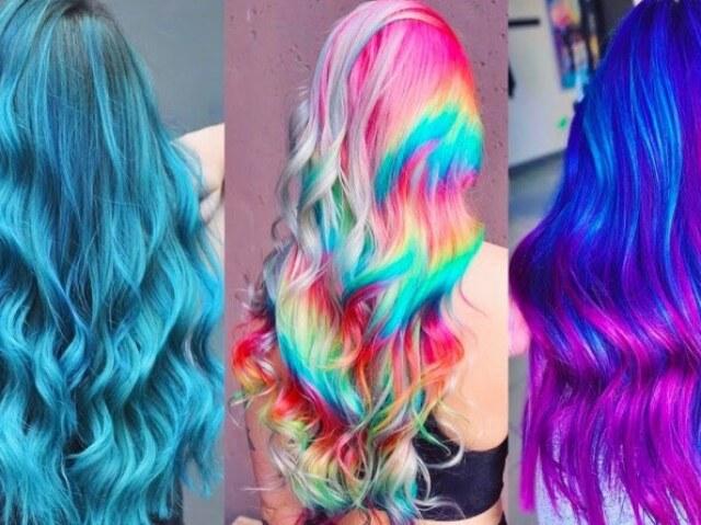 Qual cor de cabelo combina com tu?